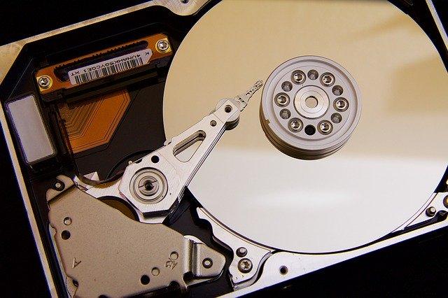 Hard Disk Berisik